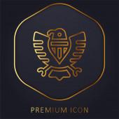 American Golden Line Premium-Logo oder -Symbol