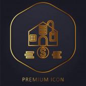 Cenově dostupné prémiové logo nebo ikona
