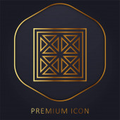 Základní prémiové logo nebo ikona