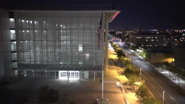 Sandra Day O Connor Gerichtsgebäude der Vereinigten Staaten in der Nacht