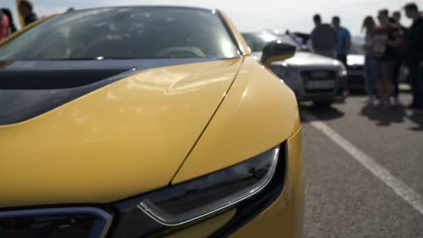 Přední světlomet BMW i8 Concept