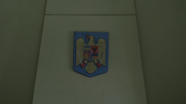 Das rumänische Wappen