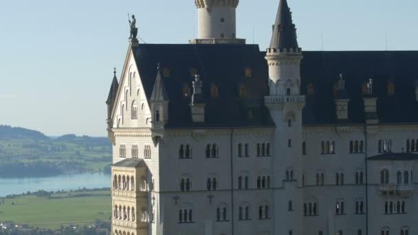Schloss Neuschwanstein in Schwangau
