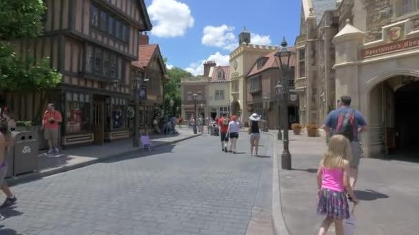 The United Kingdom at Walt Disney World