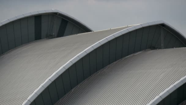 The Clyde Auditoriums arches
