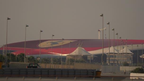Ferrari World v Abú Zabí