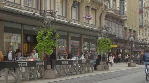 Rue de la Croix D Or v Ženevě