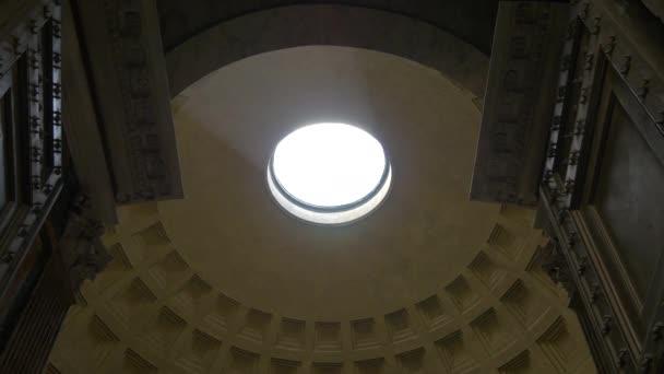 Pohled na Pantheonskou kupoli