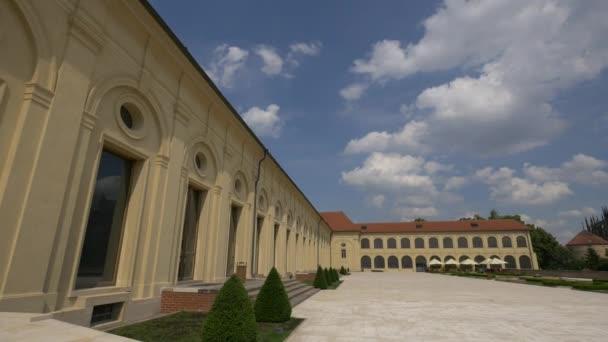 Budova školy Pražského hradu