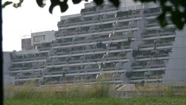 Hochhaus-Wohnungen im Olympiadorf