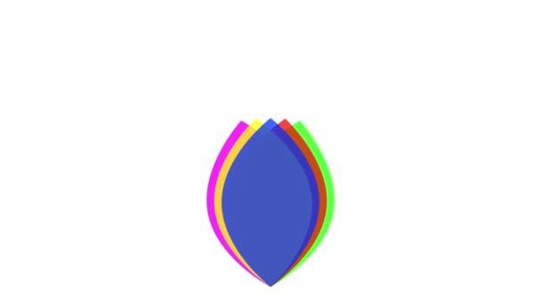Canti di logo CMYK