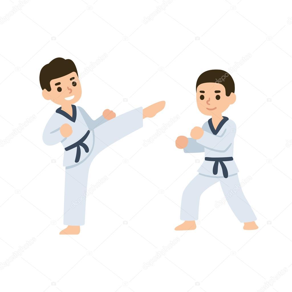 Resultado de imagen de artes marciales niños