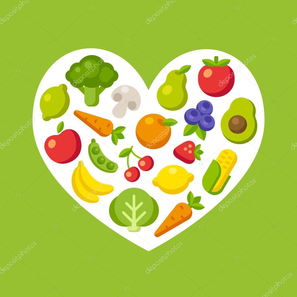 Healthy Food Pattern Stock Vector C Sudowoodo 81474524