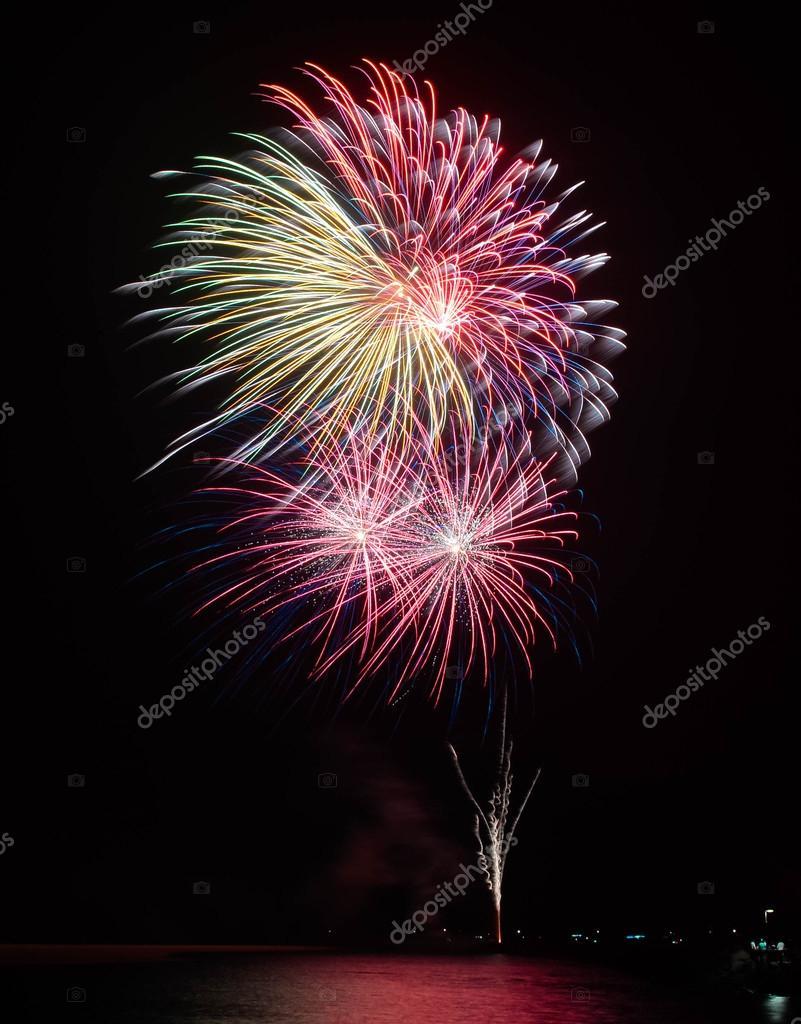 Fireworks NYE 2014