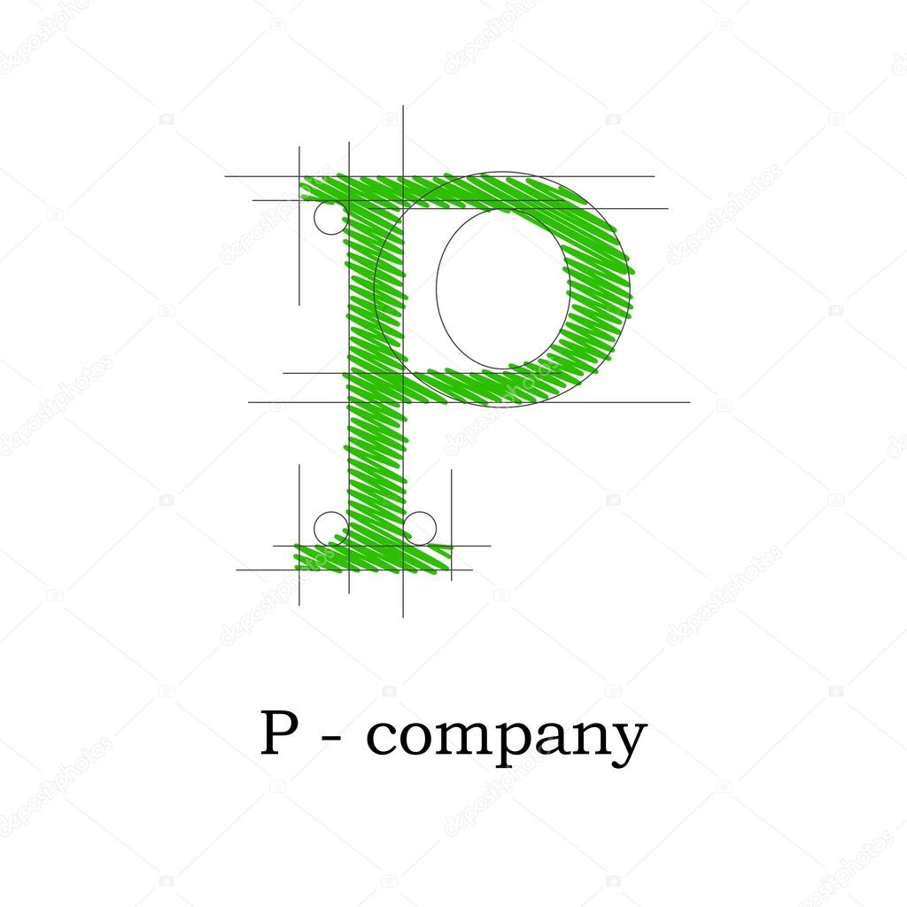 Segno di vettore di design lettera p vettoriali stock luckytd segno di vettore di design lettera p vettoriale stock thecheapjerseys Images