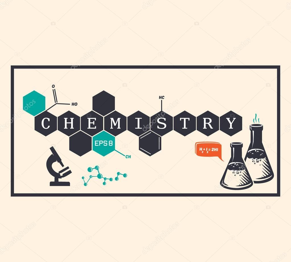 Картинки с надписями химия