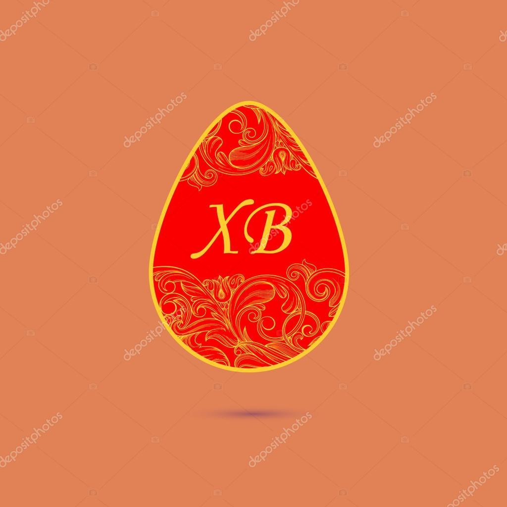 Easter egg symbol stock vector zaisa 74731249 easter egg symbol stock vector buycottarizona