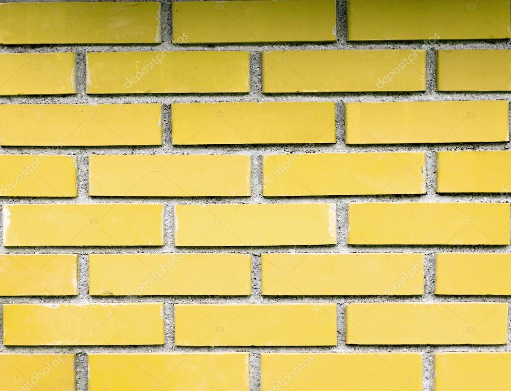 Brick presented on a different way, abstract brick wall, colors ...