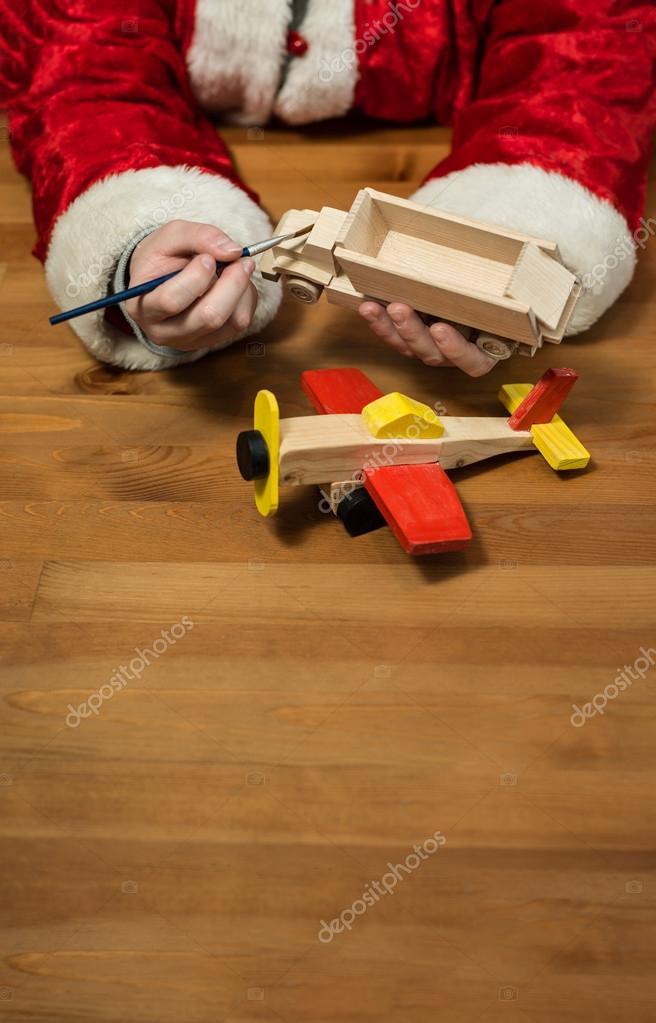 Juguetes Y De Haciendo Claus Santa JuguetesPintar Colorear NwOk8PXZ0n