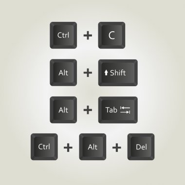 illustration shortcut key