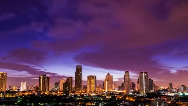 Guten Morgen Bangkok Zeitraffer