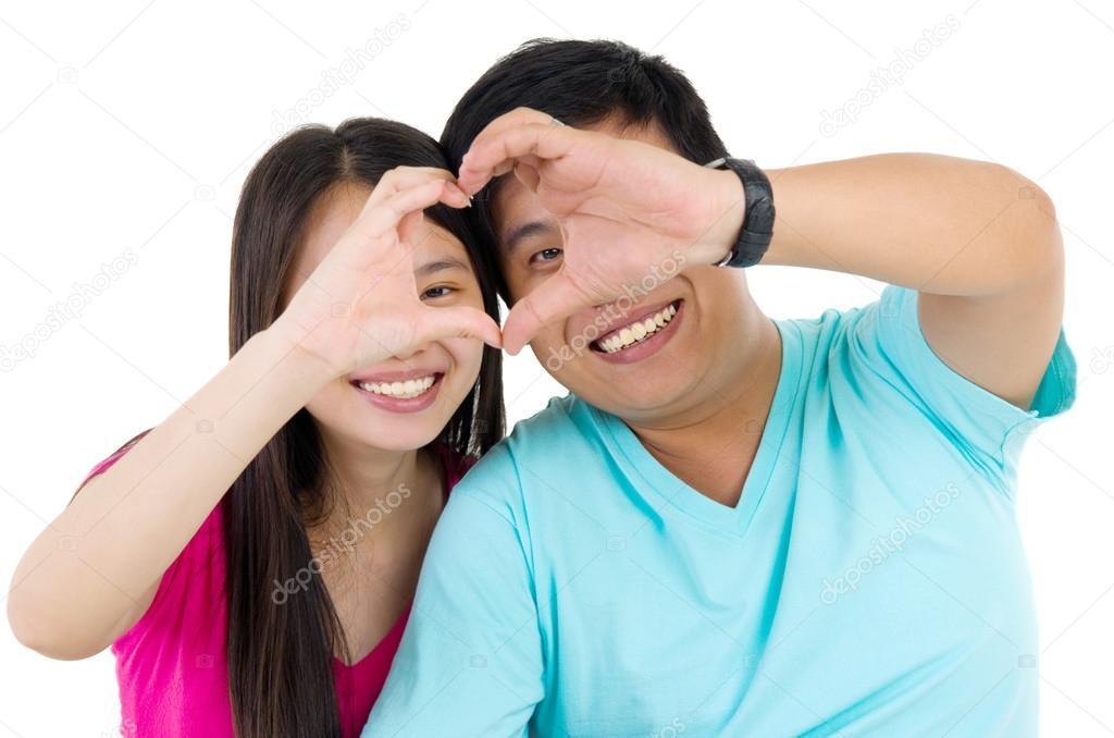cuore asiatico Dating sito