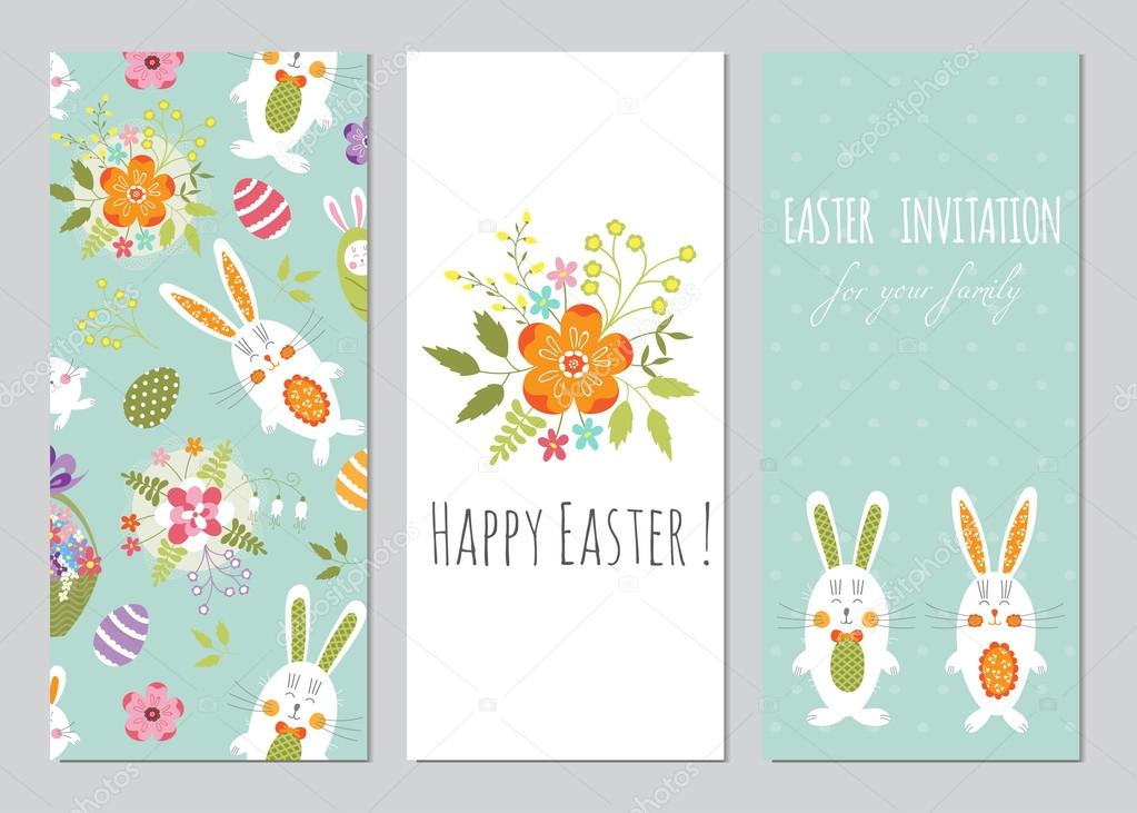 graphic about Easter Banner Printable known as Spring banners printable Fastened of Easter banners Inventory