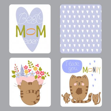 Mothers Day set of cards
