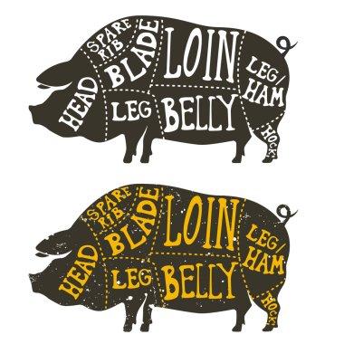 pork meat cuts