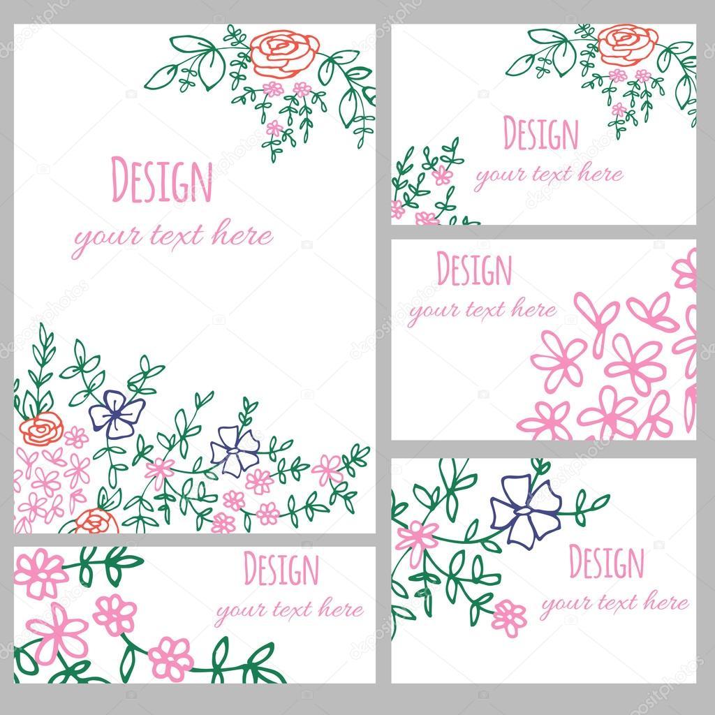 Vorlagen Flyer Einladungen Visitenkarten Zu Entwerfen