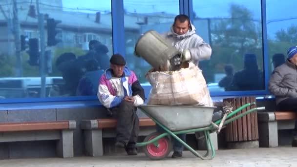 Asijské zamete, čistí nečistoty