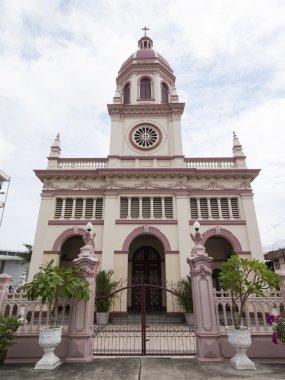 Santa Cruz Church ,Bangkok