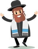 lakás-zsidó rabbi Izrael judaist hasid