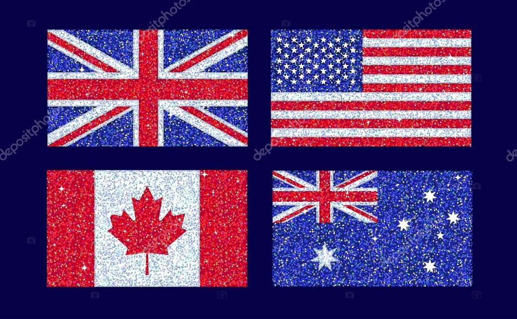 вариант флаги англоязычных стран картинки вышесказанное