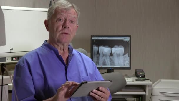 Dentist says tablet radiography