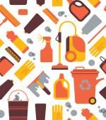 Fényképek Háttér-val takarítás szimbólumok