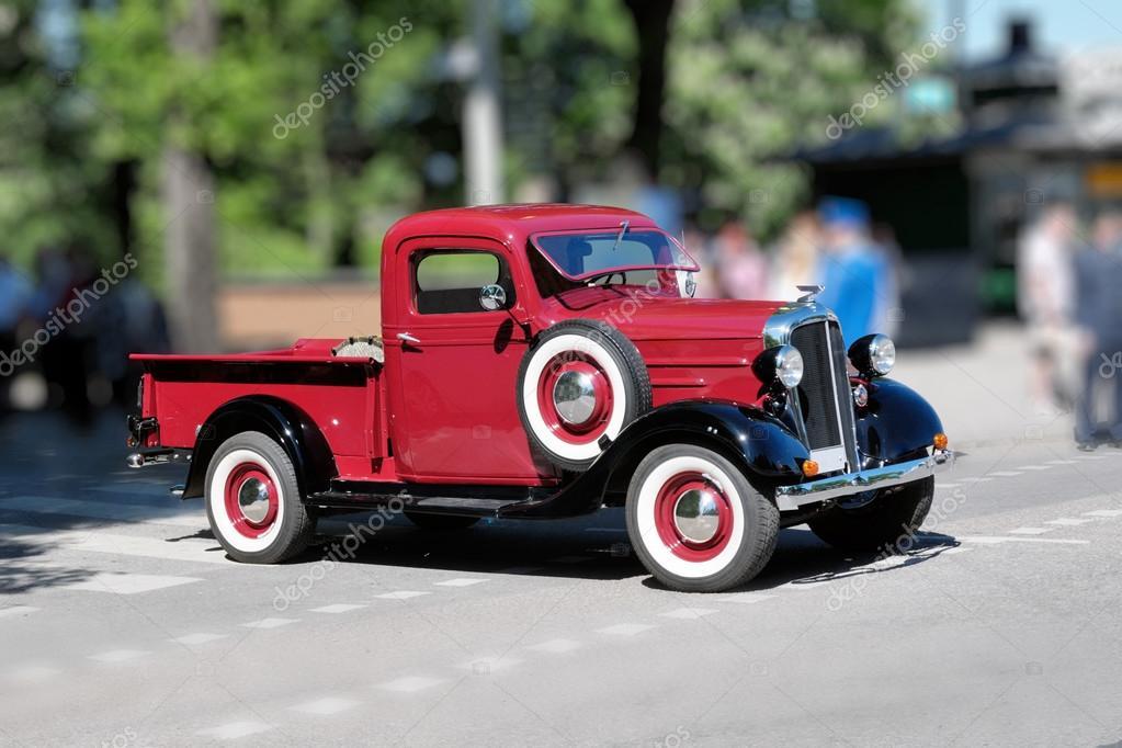 Pickup Truck — Stock Photo © Igor-SPb #79406430