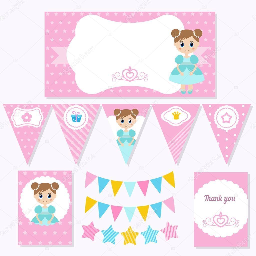 Princess Birthday party.