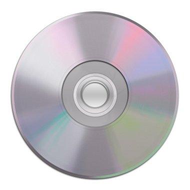 CD or DVD media