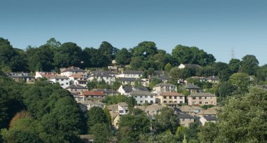 Aerial View Houses, Housing Estate, Development
