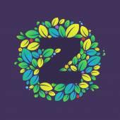 Fényképek Levelet Z logó kör