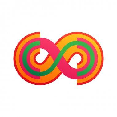 unreal symbol of infinity.