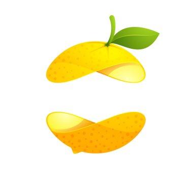 Lemon fruit sphere