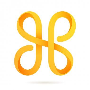 H letter vector logo icon