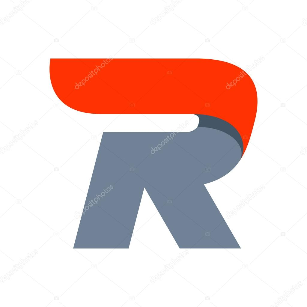 R Letter Logo Gallery Download CV