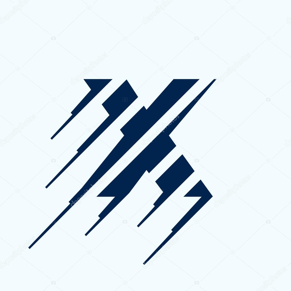 X plantilla de diseño de logotipo letra — Vector de stock ...