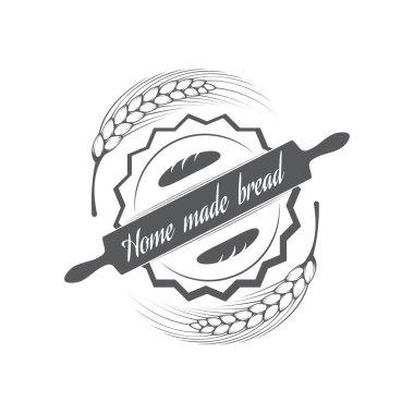 Logo for bakery.
