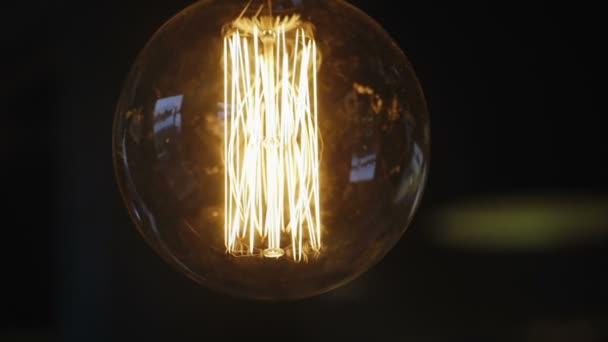 Retro žárovky Edison žárovku