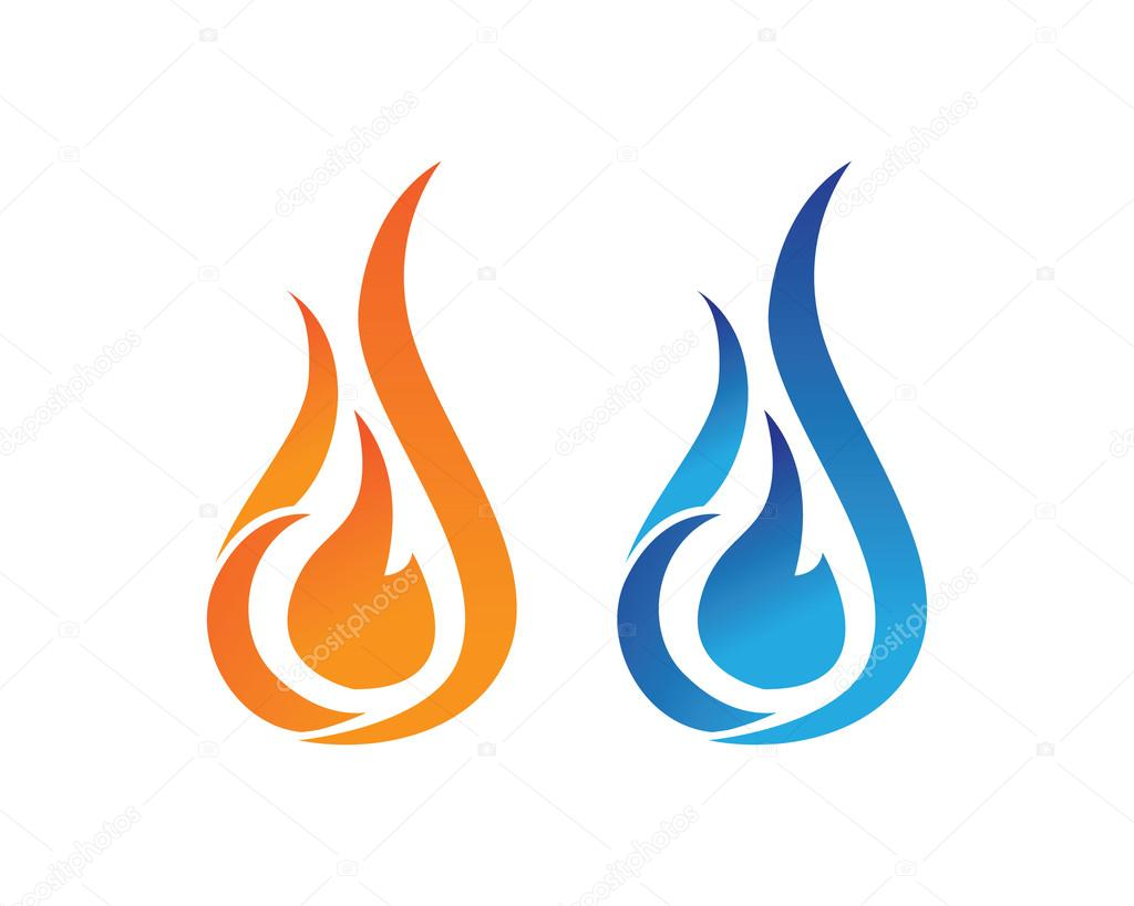 Fire and water drop symbol stock vector hatigraphic 83656110 fire and water drop symbol stock vector biocorpaavc Choice Image