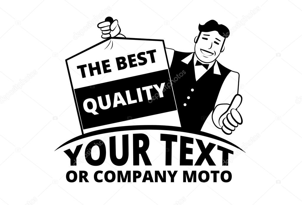 The Best Quality Dry Cleaning Graphic — Stock Vector © gojak  75711235 bc08c2f0b